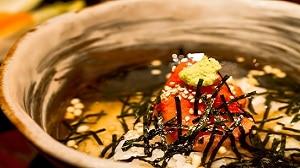 お茶漬け_夜食レシピ