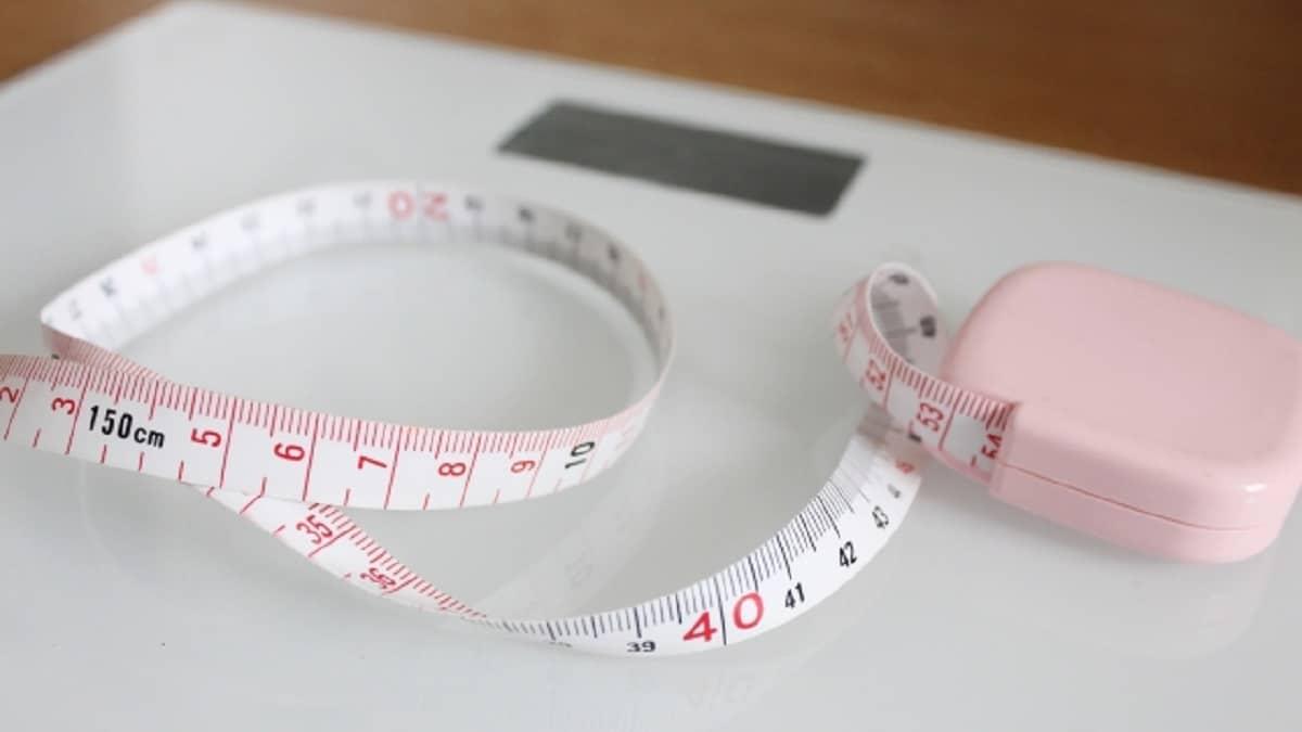 体重ダイエット