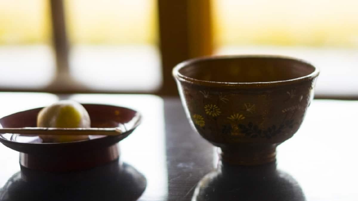 和菓子 お茶