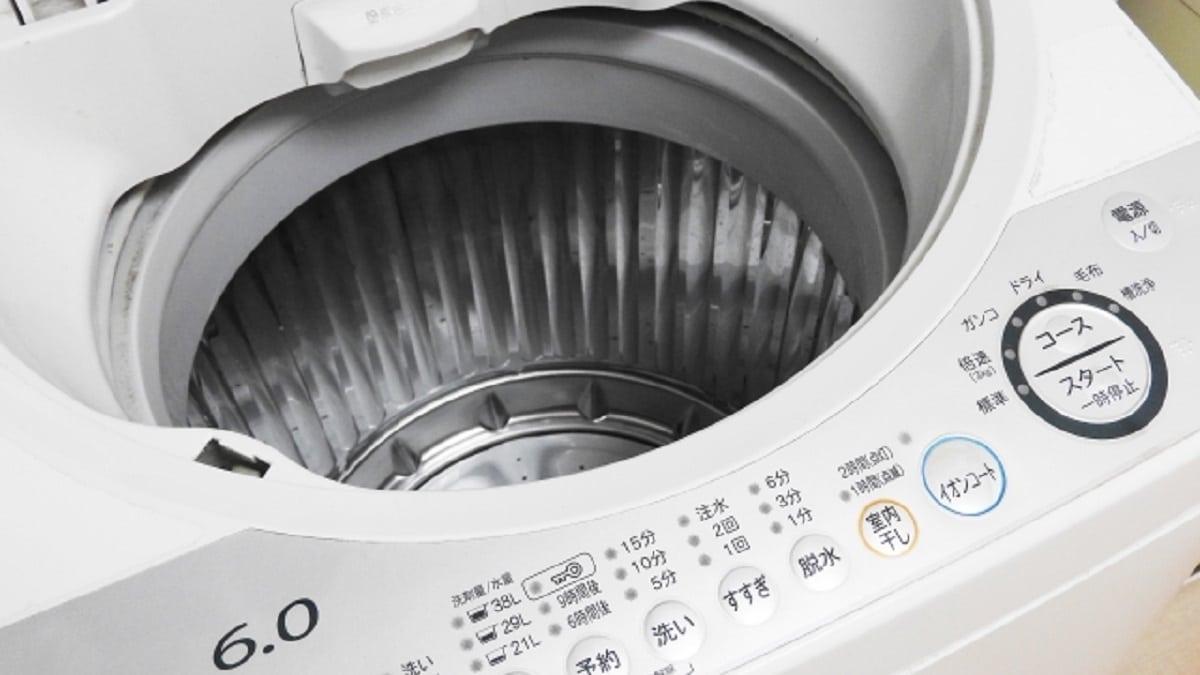 洗濯 洗濯機