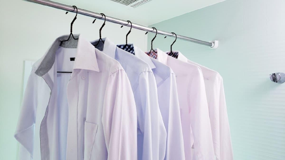 Yシャツ・洗濯